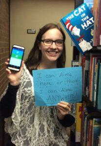 Stephanie Shepro with Alma Mobile