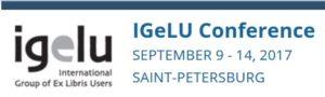 IGeLU 2017 logo