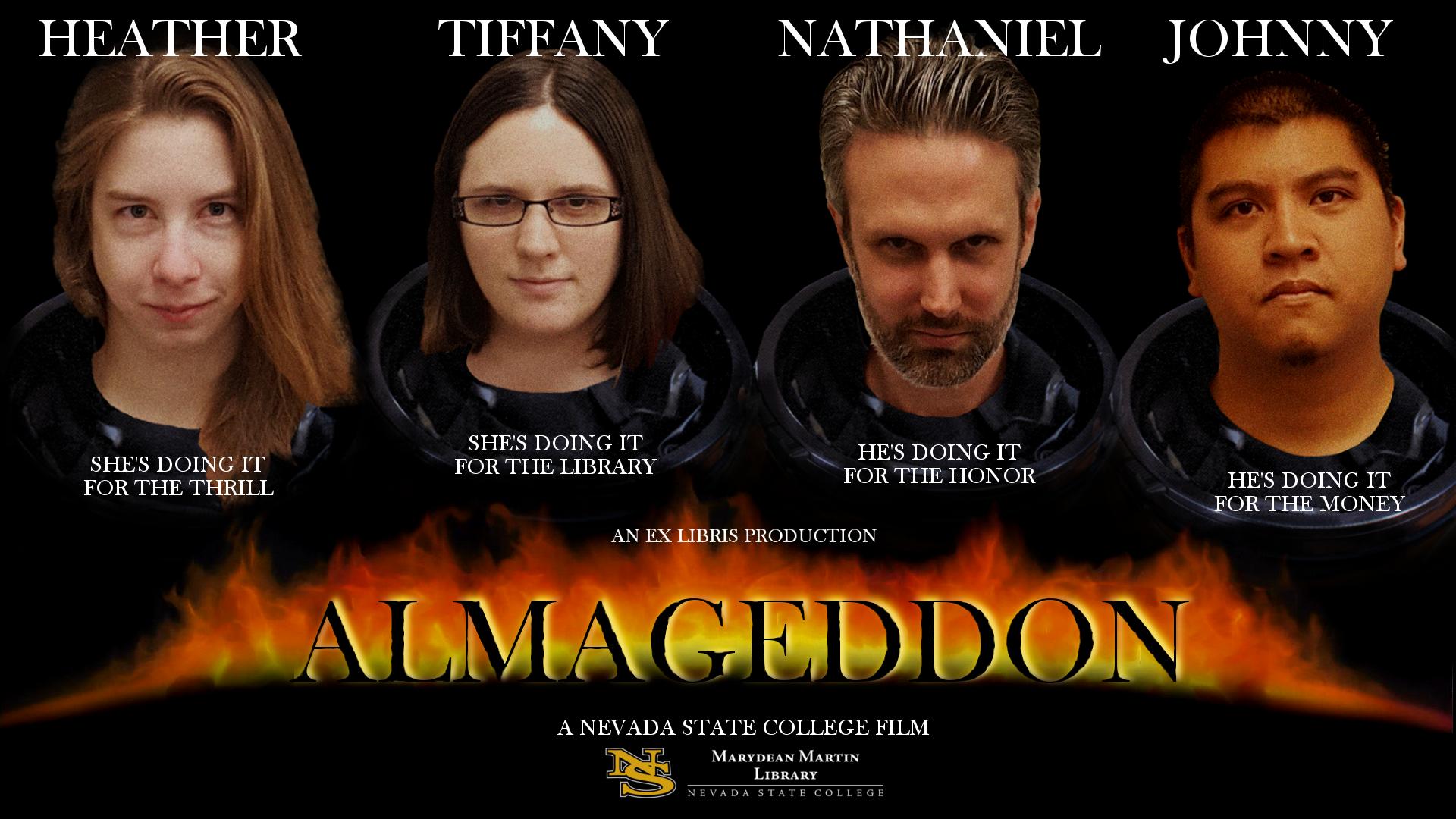 Almageddon - Nevada State College